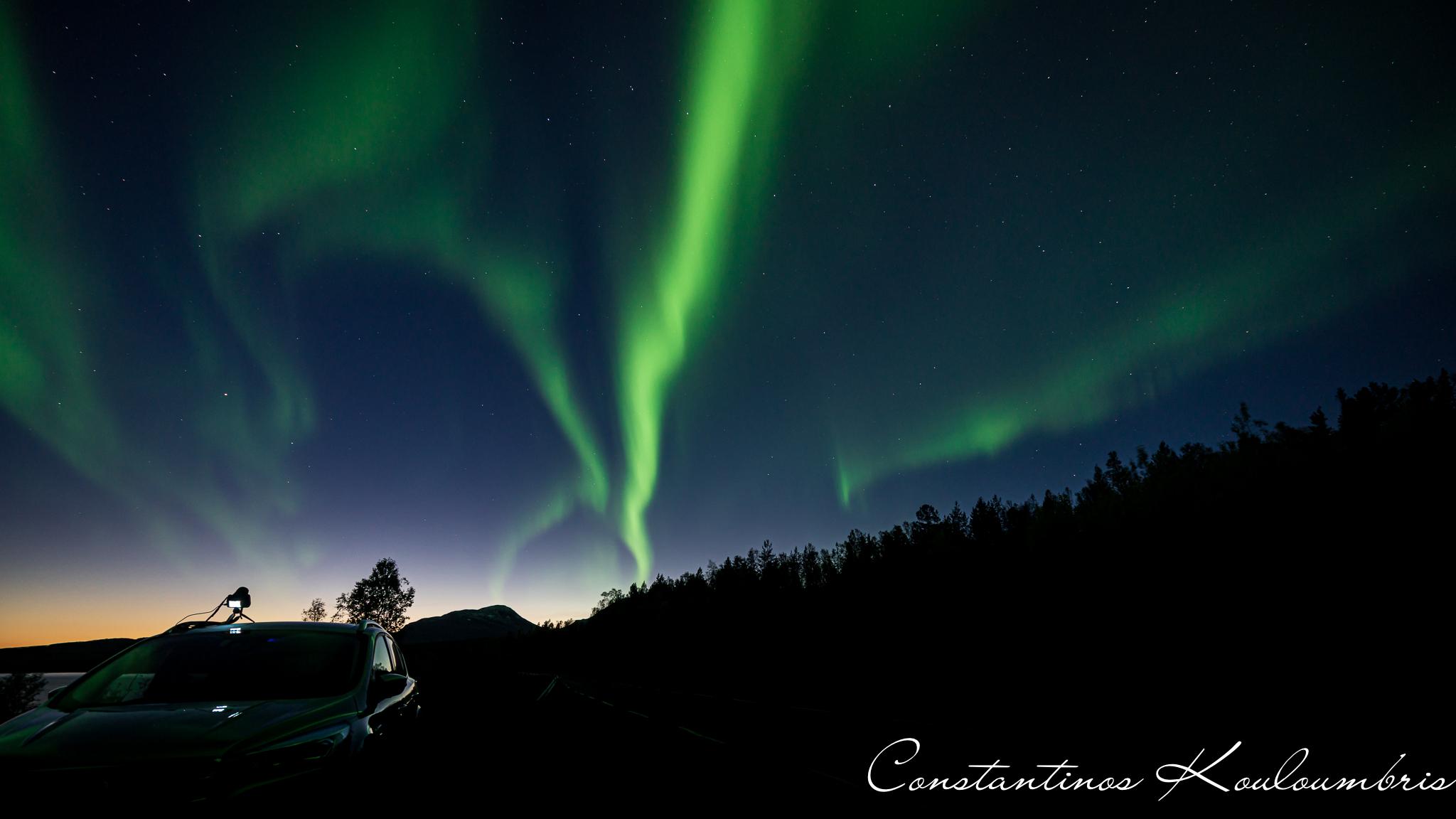 Aurora Borealis Take 2
